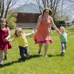 3 fun and easy ways to tire the kids out