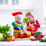 16 easy to prepare healthy snacks for kids for the holidays