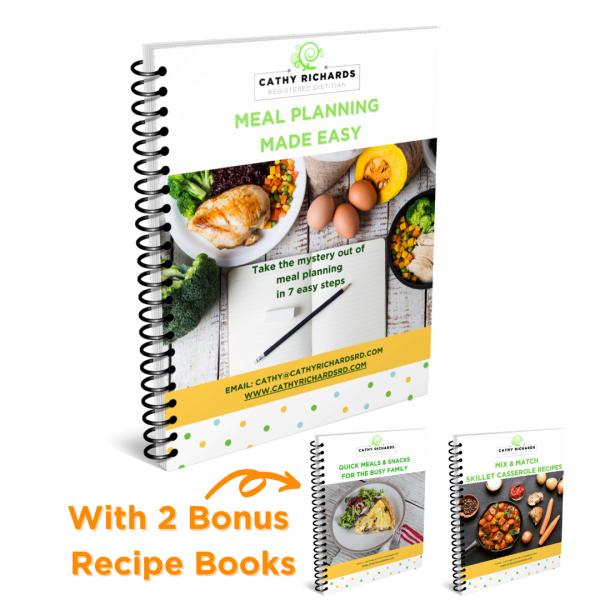 Meal Planning Made Easy Cathyrichardsrd.com