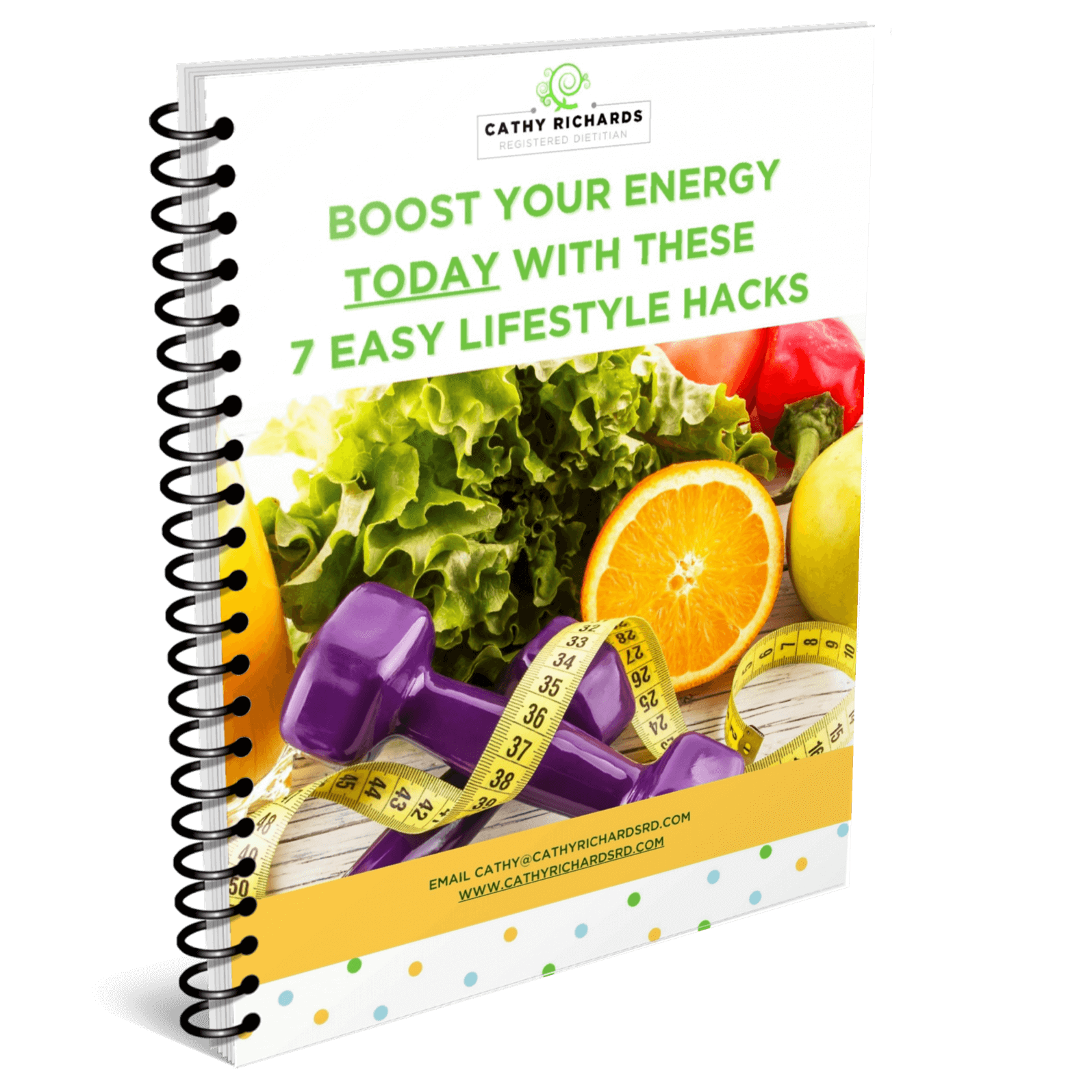 7 Easy Lifestyle Hacks for More Energy Cathy Richards RD