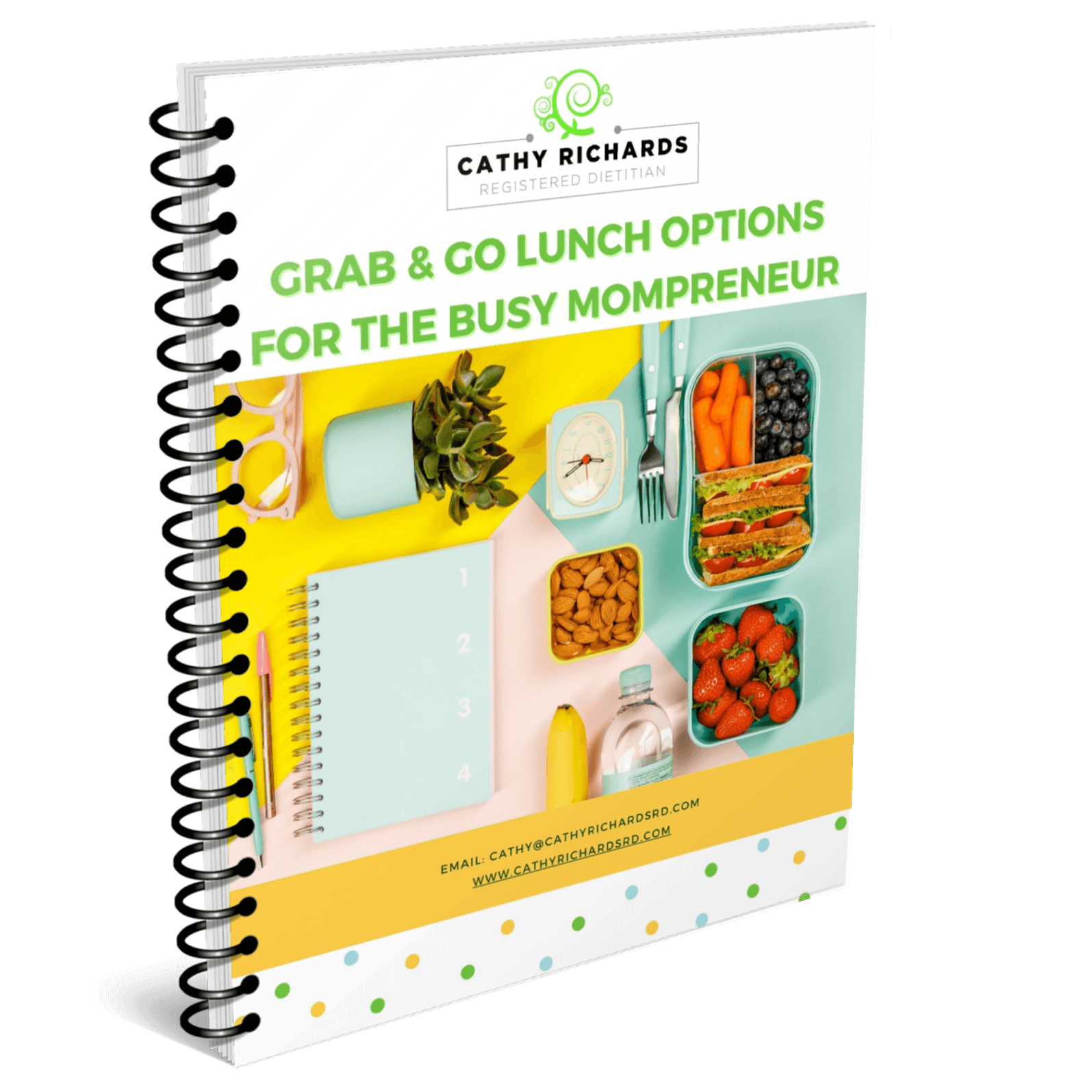 Grab & Go Lunch Options Cathy Richards RD