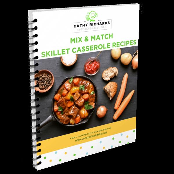 Mix & Match Skillet Casserole Recipes Cathyrichardsrd.com