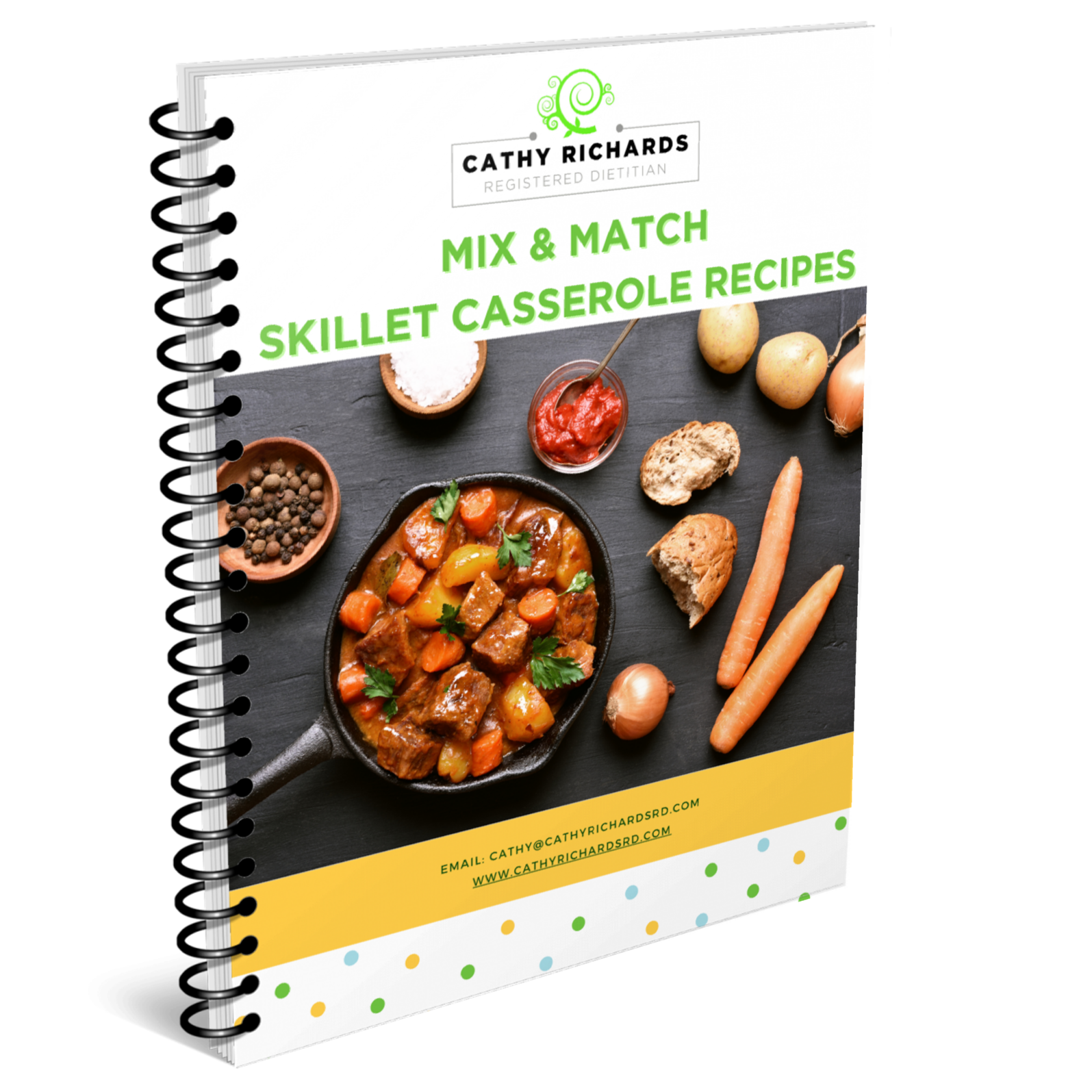 Mix & Match Skillet Casserole Recipes Cathyrichardsrd.com