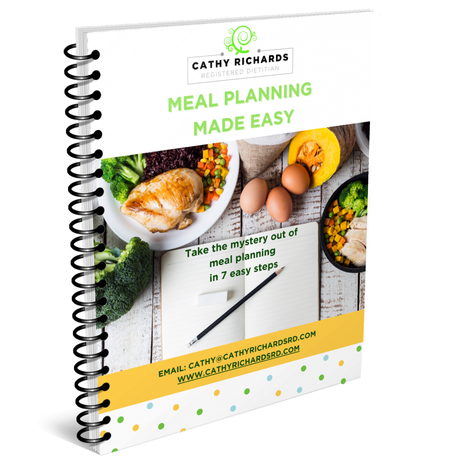 Meal Planning Made Easy Guide Cathyrichardsrd.com