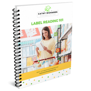 Label Reading 101 Guide Cathyrichardsrd.com