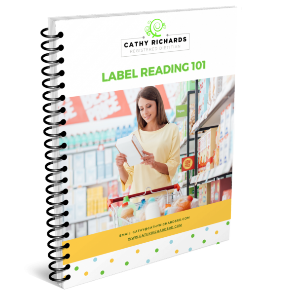 Label Reading 101 Guide Cathyrichardsrd.com