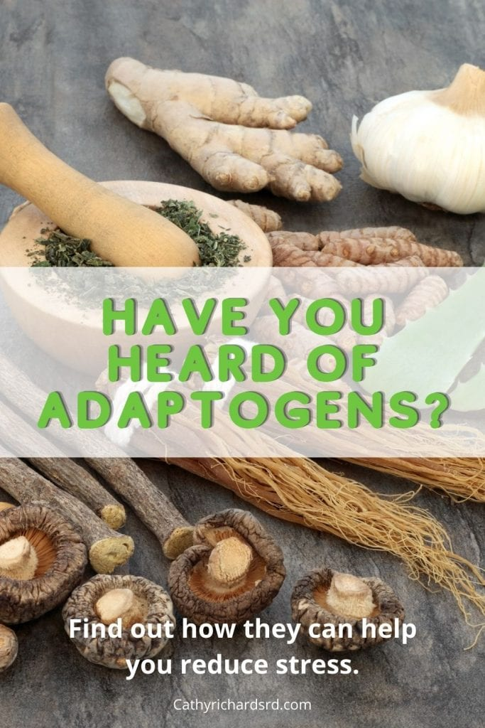 what are adaptogens pinnable image