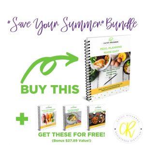 Save Your Summer Bundle