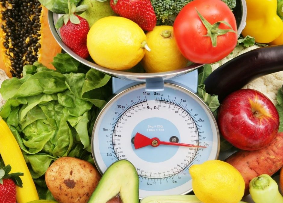 Portion Control: Why it's important to measure your food intake
