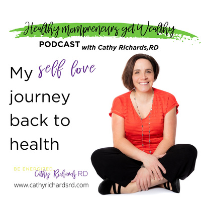 Episode #25: Intuitive Eating Series: Making Peace with Food