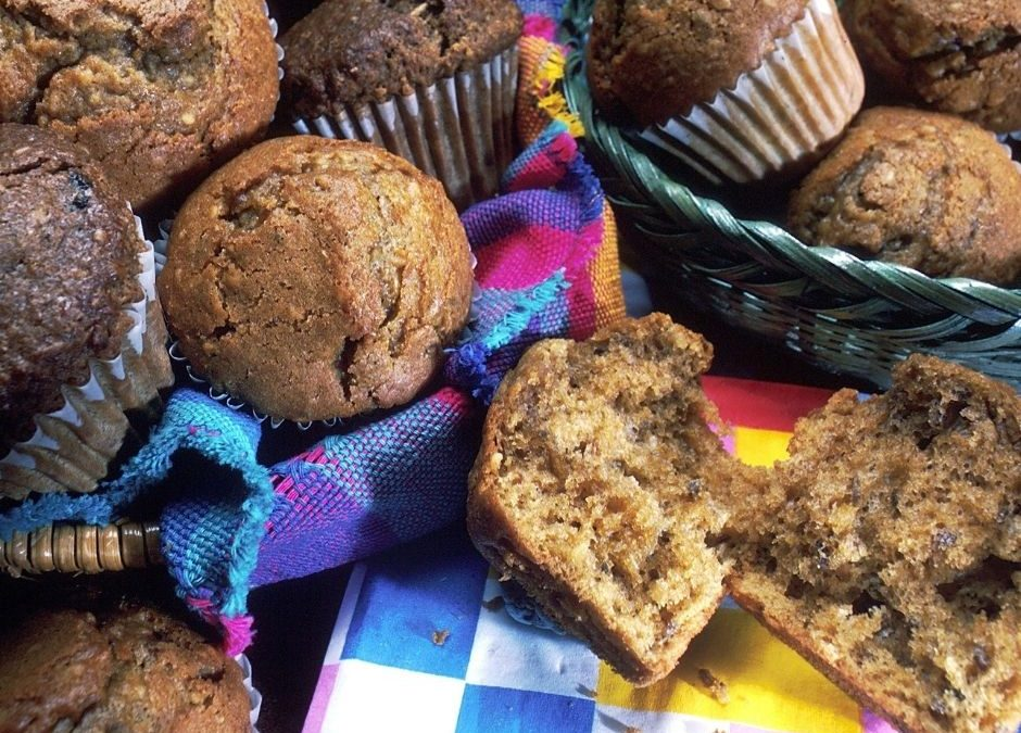 10 Easy & Healthy Muffin Recipes for Back to School Snacks