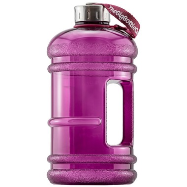 2.2 liter water bottle to keep hydrated