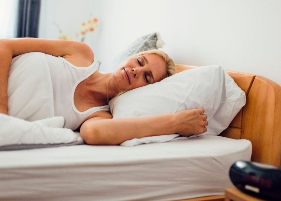 5 Habits to Get a Better Night's Sleep