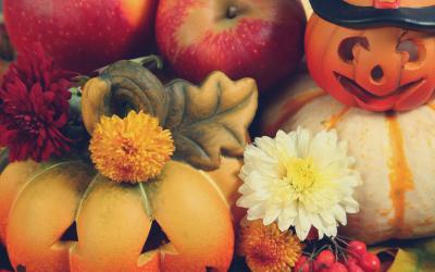 Healthy Halloween Snacks: 16 Recipes you will love